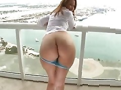 big ass Latina anal fucking