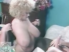 DeeDee Reeves sucks and fucks with a nice titfuck at the end