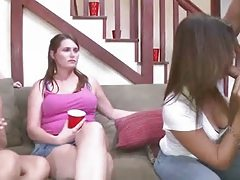 College blowjob party (3 of 3)
