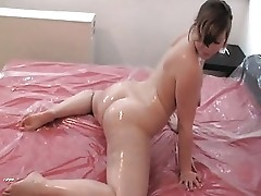 Georgia Baby Oil Fun - by snahbrandy