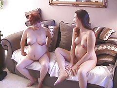 Pregnant Lesbians 1