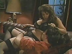 Christy Canyon + Christian Parker
