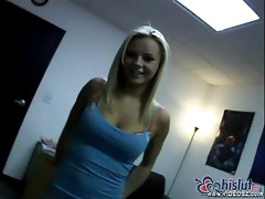 Bree Olson is so eager to audition
