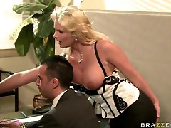 Brazzers Big Tits at Work Phoenix Marie in Misappropriation of Fun Bags