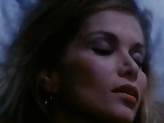 Italian blonde actress Alex Delli Colli nude bondage