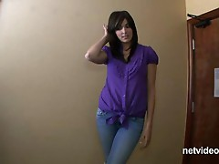 netvideogirls Jamie Calendar Audition
