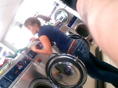nice ass at laundries