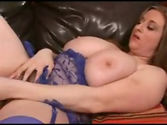 Kitty lee gets a bbc stuffing: blk