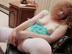 Gina's Pink Pink Pussy