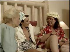 It's an Older Lesbian Orgy