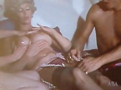 Vintage Breast Orgy Part 3