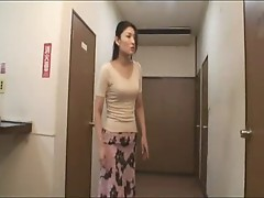 Japanese MILF Working  part  1