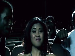 Asian Fucked in the Cinema