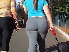 candid ass 002