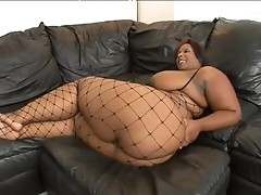 Big girl Crystal Clear needs a big cock to fuck her deep