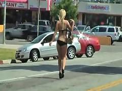 Bikini walk 2