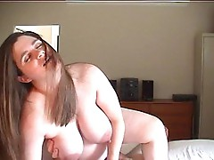 Pregnant suck and fuck part 1