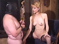 Milf dominatrix kinky watersports fetish