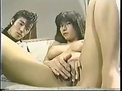 Busty Asian Girl From Japan With Big Titt Fucks Hard