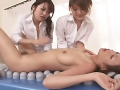 Japanese girls massage244-2