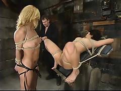 Forced BDSM & Lesbianism Pt1