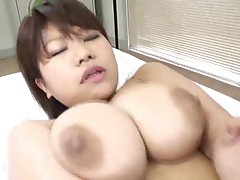 Busty Japanese Woman Fucked