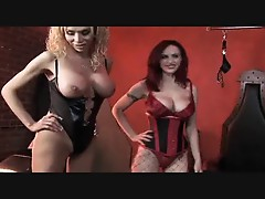 MZ Berlin dominated a sissy and a shemale2