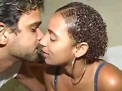 Brazilian Couple getting it On