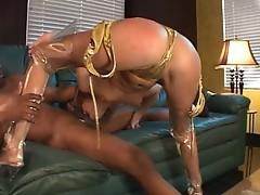 Big Black Cock Craver's Vid #13