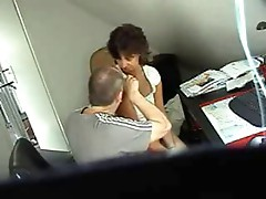 Hidden cam. Mom and dad having fun. Great quality video