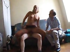 Old Man Fucking A Prostitute