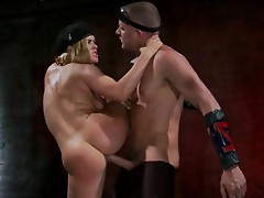 Brazzers Pornstars Like it Big Krissy Lynn in Brazzers Kombat