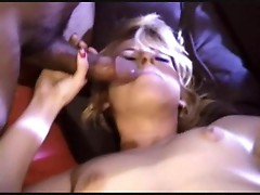 wife gets gangbanged