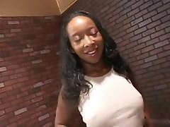 Ebony Ho Getting Banged