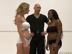 Brazzers Big Tits In Sports Jada Fire and Kayla Paige in Its a Draw Lets Fuck