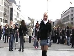 Girl in Berlin